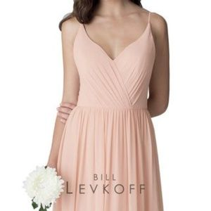 Bill Levkoff bridesmaid dress 1273
